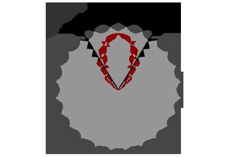 Кривая силы света (круговая) светильника Модуль Прожектор 59°, универсальный, 128 Вт 4647