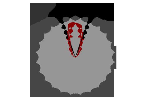 Кривая силы света (круговая) светильника Модуль Прожектор 30°, универсальный, 64 Вт 4679